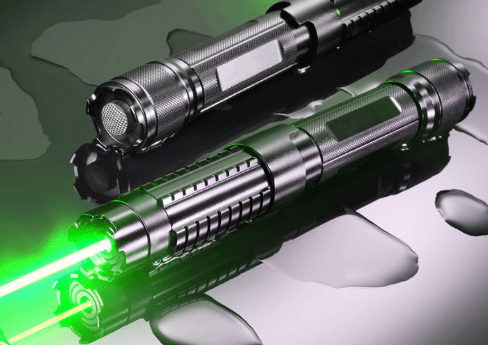 Laser Pointer 500mW Green